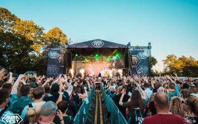 Aura Festin lipunmyynti käynnistyi vilkkaana