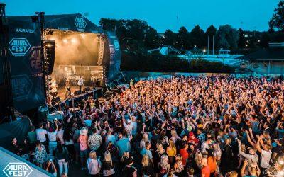 Turun Aura Fest tekemässä uuden kävijäennätyksen!