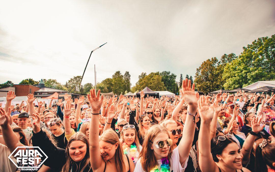 Uusi kävijäennätys! 13 500 kävijää juhli Turussa viikonloppuna – ensi kesänä festivaalin ajankohta muuttuu