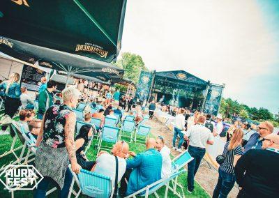 Aura Fest VIP alue