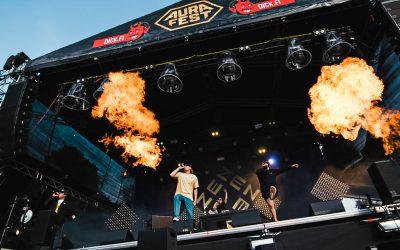 Aura Fest 2021 keräsi Kupittaanpuistoon 9000 juhlijaa